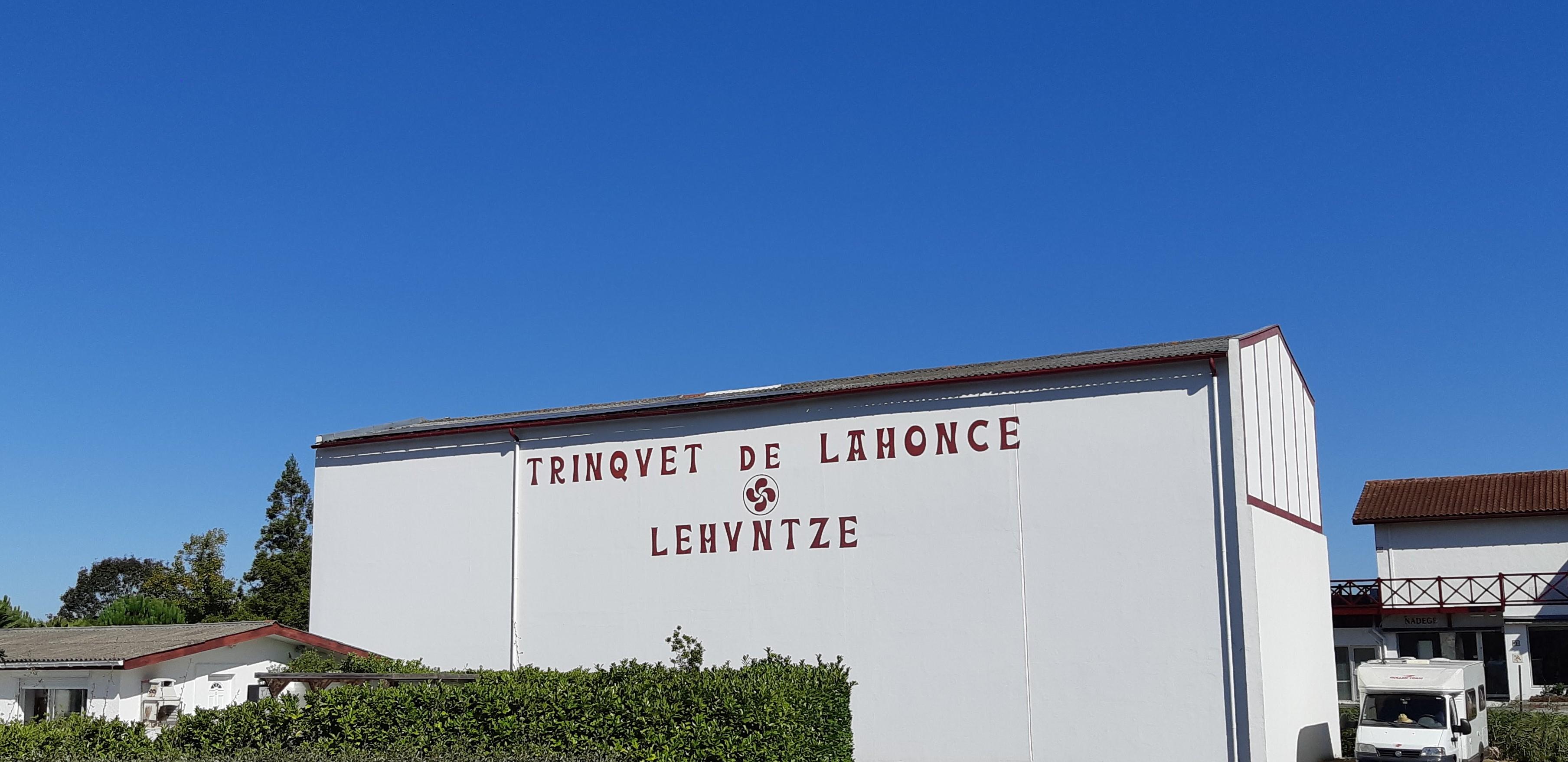 LAHONCE |TRINQUET
